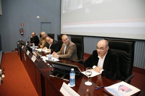 Mesa redonda: A dialéctica entre sistema e baleiro en tempos de crise  - Curso monográfico sobre ética pública e medios para previr a corrupción